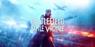 Battlefield 5 Battle Royale Mode