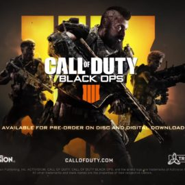 Changes in Black Ops 4 Seems overlapping with the Rainbow 6 DNA