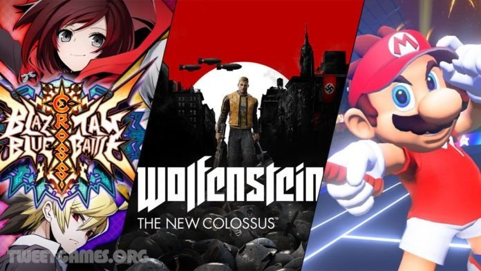 Games releasing on June 2018 for Microsoft, Nintendo, PS4 and Xbox One