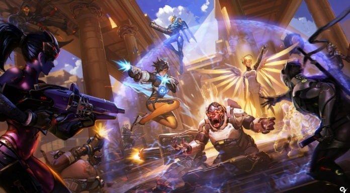Overwatch team up feature under development phase