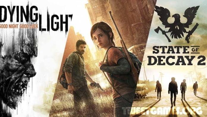 Top ten Best Zombie Games