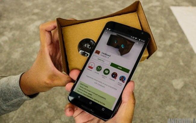 Top 15 best VR Apps for Google Cardboard