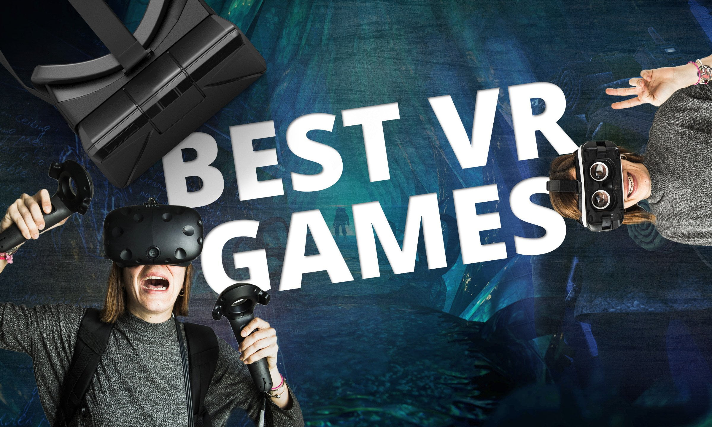 Top 15 best VR games for Android   Tweets Games